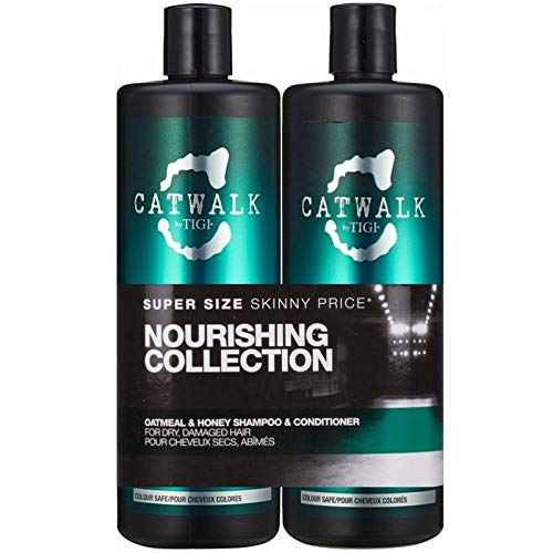 Tigi Catwalk Oatmeal & Honey Tweens 2 x 750ml