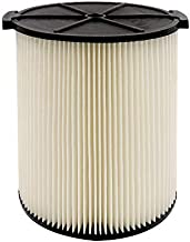 VF4000 General Standard Replacement Filter for ridgid 72947 Wet Dry 5 to 20 Gal Shop Vac, 1 Pack