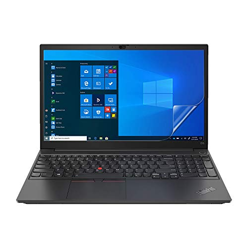 Celicious Impact Anti-Shock Shatterproof Screen Protector Film Compatible with Lenovo ThinkPad E15 (2nd Gen)