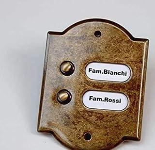 color dorado Grothe 62001 PROTACT 140 GO Pulsador de timbre