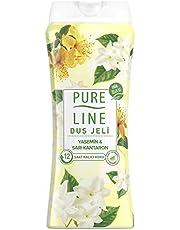 Pureline Yasemin Ve Sarı Kantaron Duş Jeli 400 ml 1 Paket (1 x 400 ml)