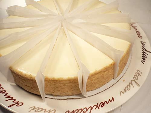 ニューヨーク チーズケーキ プレーン ホール 14ピース カット済み 業務用 ベイクドチーズ 910g ・NYチーズケーキ・