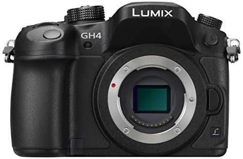 Panasonic DMC-GH4RE-K-Cámara Digita de 16 MP (Pantalla de 3'', Grabación de Vídeo en 4K, Wi-Fi, Raw, Live Mos, 1608 x 3456 Píxeles, Batería, Cuerpo MILC), Color Negro