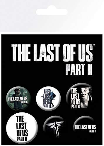 GB eye Last of US 2: Ellie (Badge Pack) Merchandising Ufficiale