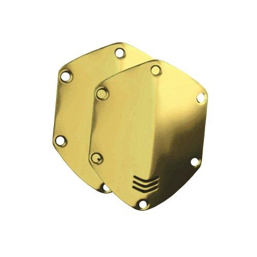 V-MODA Kit di Copri-padiglioni in Metallo per Cuffie Sovraurali Crossfade - Gold