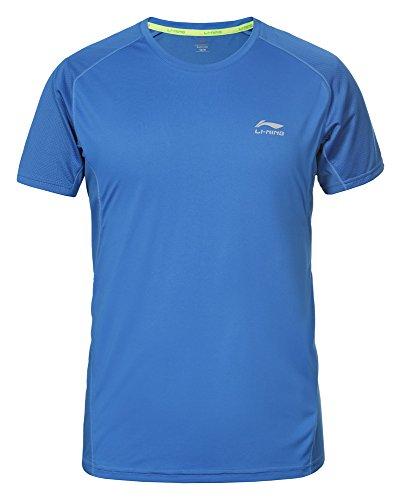 Li-Ning T-Shirt Seth Small Bleu Roi