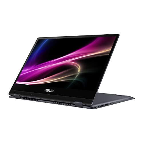 ASUS Touchscreen VivoBook TP412FA 14 Inch Full HD Laptop (Intel i3-8145U, 128 GB SSD, 4 GB RAM, Windows 10)