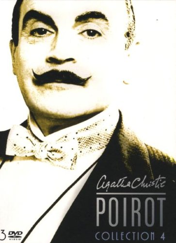 Agatha Christie - Poirot Collection 04 [3 DVDs]