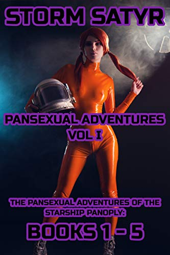Pansexual Adventures VOL I: Books 1-5 of The Pansexual Adventures of the Starship Panoply (Pansexual Collection Book 1) (English Edition)