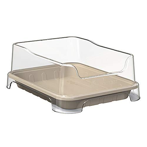 NA Katzentoilette, Einweg-Umweltschutzmaterialien ohne Reinigung Pet Toilette (10 Stück)