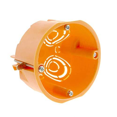 BeMatik - Ronde inbouwdoos van 67 mm voor holle wanden