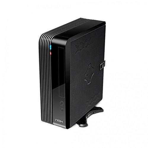 NOX nxvexa Tour PC, Mini-ITX, 150 W, Noir