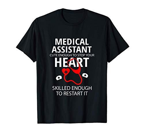 Divertido Asistente Médico Gráfico de Atención Médica