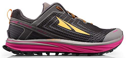 ALTRA Women's ALW1957F TIMP 1.5 Trail Running Shoe, Gray/Plum - 11 M US