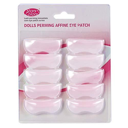 Cadeaux de mai 5 paires/set patch curler cils bouclier 3d cils, 5Paires / Set Silicone Permanente Levage Ascenseur 3D Cil Curler Bouclier Pad Patch Maquillage Outil