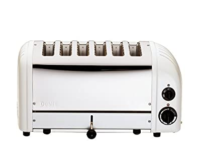 Dualit 6 Slice Toaster 60144 - Polished