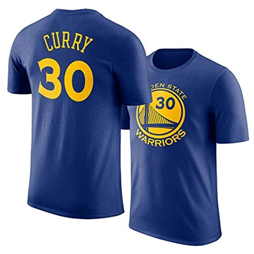 Shelfin Sportswear NBA - Camiseta de manga corta para baloncesto (talla XXL)