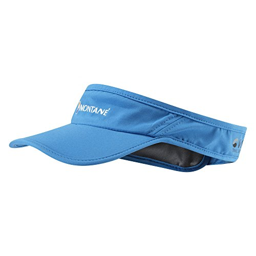 Montane – Via Visor, Couleur Spark Blue
