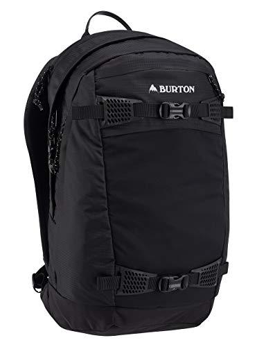 Burton Day Hiker Mochila, Unisex Adulto, Negro (True Black Ripstop), 28 l