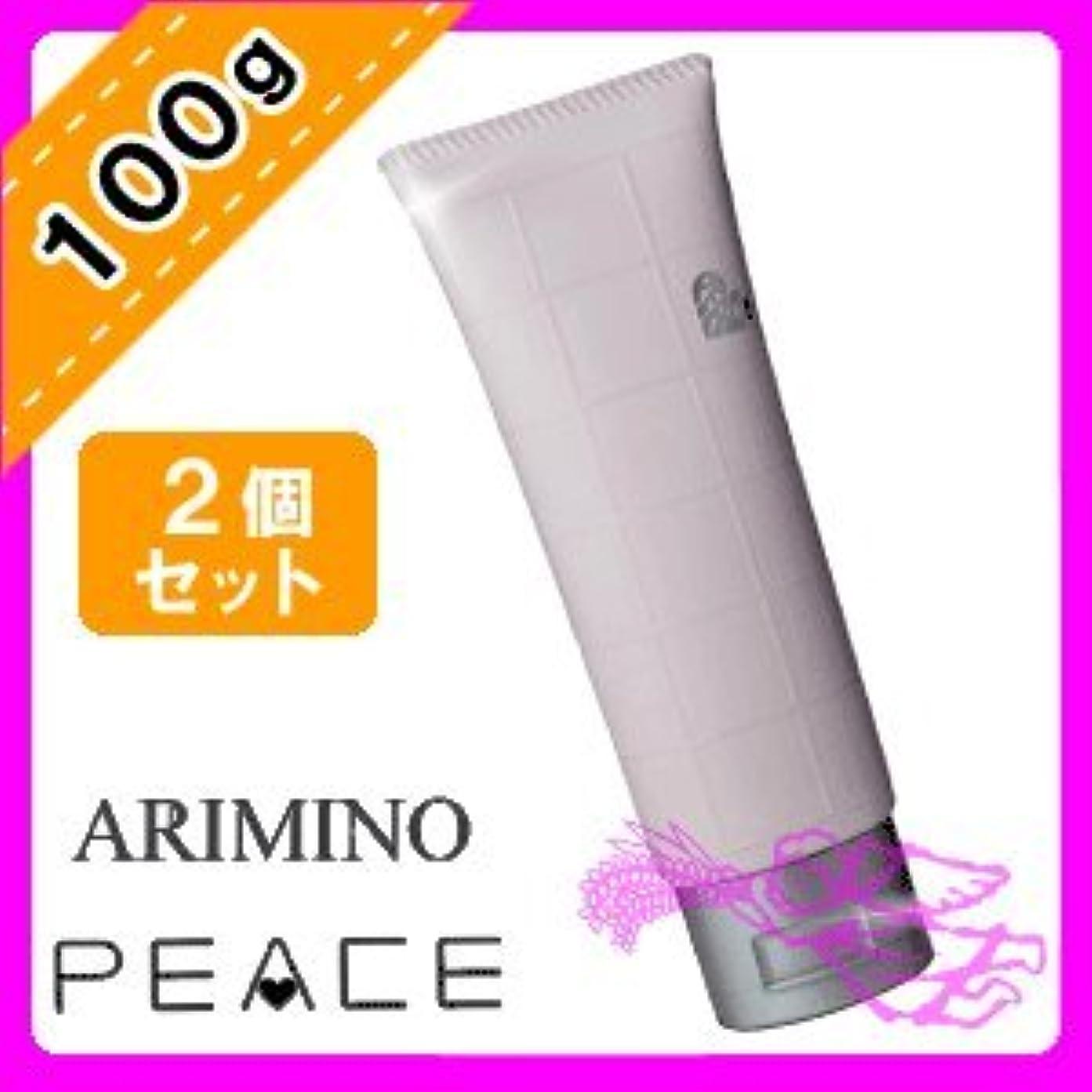 強制的マニュアル雇用アリミノ ピース ウェットオイル ジュレ 100g ×2個セット arimino PEACE