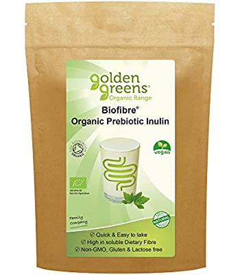 Greens Organic Inulin Powder Supplement