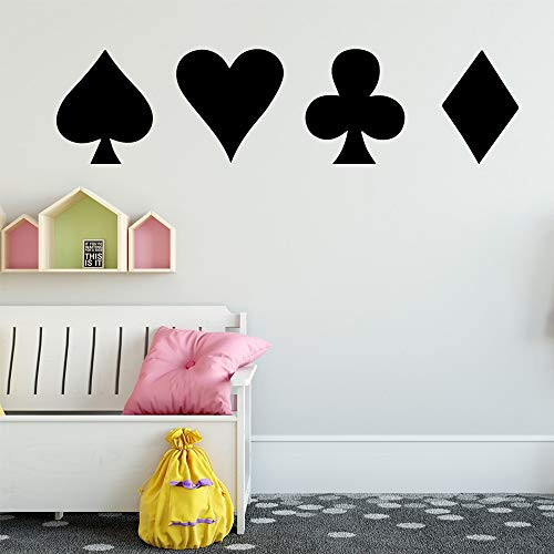 Hermoso juego pegatinas de pared decoración del hogar adornos sala de estar habitación de los niños calcomanía decoración mural A5 M 43x173cm