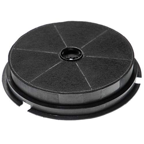 Vhbw Filtre à charbon actif compatible avec 3i marchi RUSTICA BASSA 60 CM, RUSTICA BASSA 90 CM, S3 1MOTORE, S3 2MOTORI, hotte standard