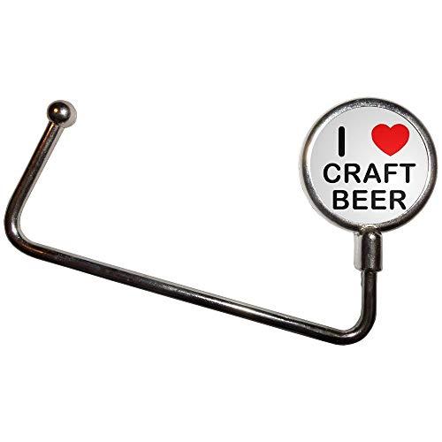 I Love Craft Beer - Sac à Main Table de Crochets de Suspension