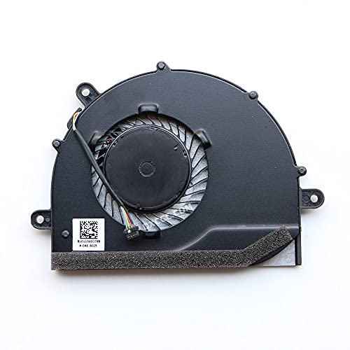 DENGHUXIE Ventilador para Lenovo Yoga 320 CPU Cooling Fan Yoga 720-12IKB CPU Ventilador Fan