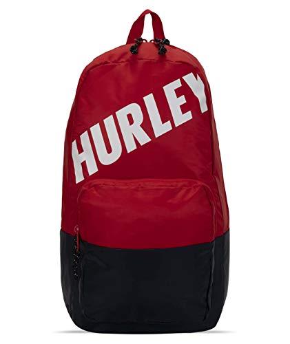 Hurley U Fast Lane Backpack Mochila, Hombre, University Red, 1SIZE