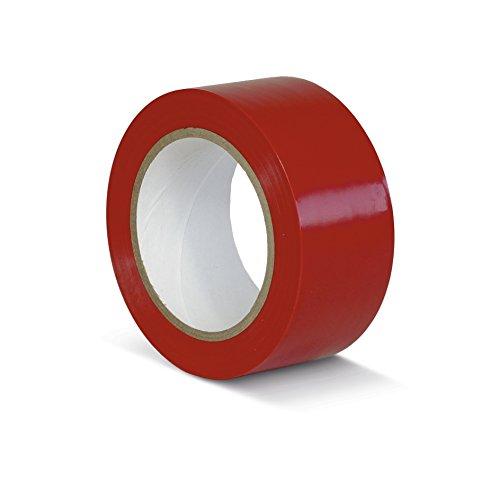 Cinta adhesiva para Marcar Suelo, estándar, rojo, KMSR05033
