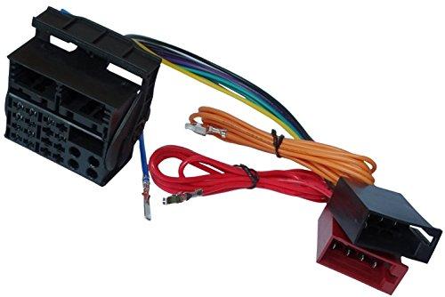 AERZETIX: Adaptador Cable Enchufe ISO para Radio de Coche, v