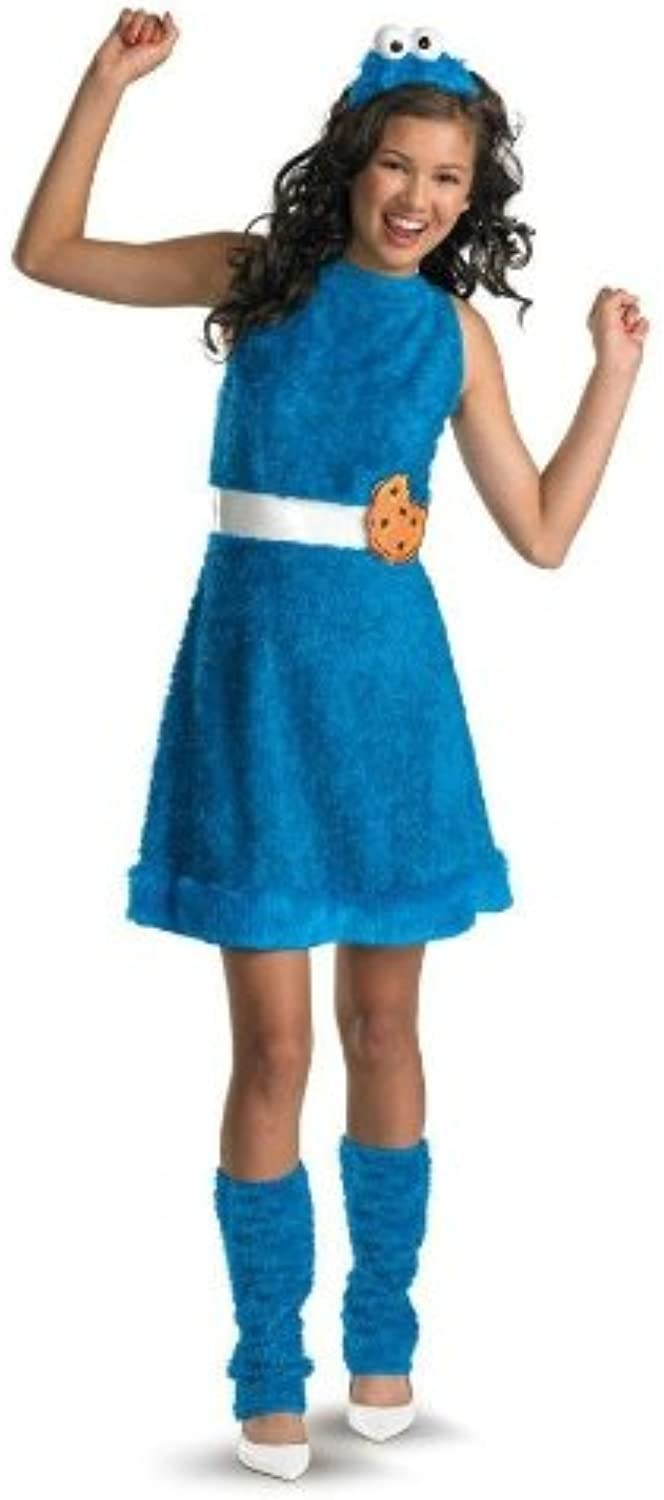 Costumes For All Occasions Dg11482J Cookie Monster Tween 1416