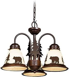 Best lodge style light fixtures Reviews