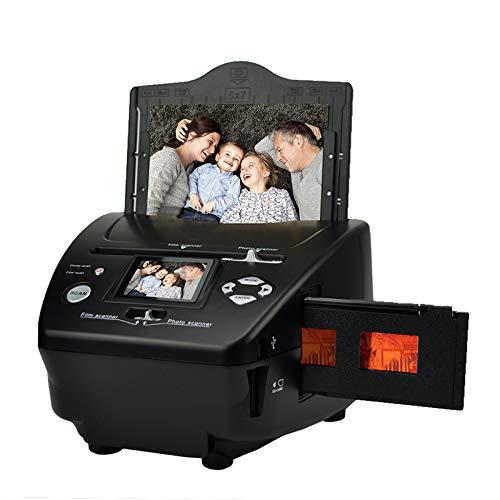 HMY 16 Milioni di Pixel Scanner Pellicola da 35 Mm, Foto Biglietto da Visita 135 Film Scanner Scanner Positivi E Negativi della Pellicola