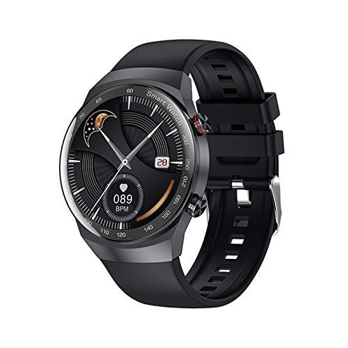 AK26 Smart Watch Ritmo Cardíaco Presión Arterial Monitoreo De Sueño Bluetooth Call Impermeable Fitness Music Menores Y Mujeres Pulsera Inteligente para Android iOS,A
