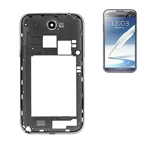 WANGZHEXIA Piezas de Repuesto para la Galaxia Placa Intermedia Galaxy Note II / N7100