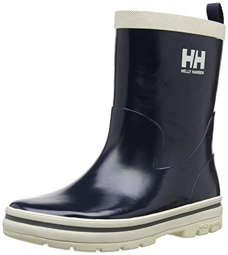 Helly Hansen JK Midsund, Zapatos de Primeros Pasos, Azul Marino/Blanco/Plata, 26.5 EU