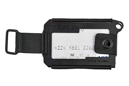 Trayvax Axis Wallet (Black)