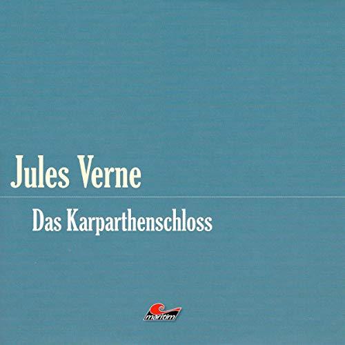 Das Karparthenschloß audiobook cover art