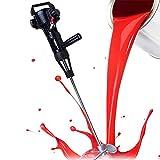 YJINGRUI Agitatore pneumatico per miscelatore da 5 galloni 20l Rivestimenti portatili Miscelatore per pittura a inchiostro 12mm (80cm)