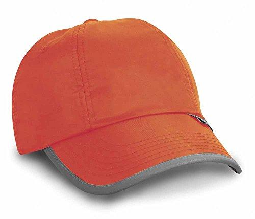 Result - Casquette Fluo RC035 - Mixte Adulte - Coloris Orange