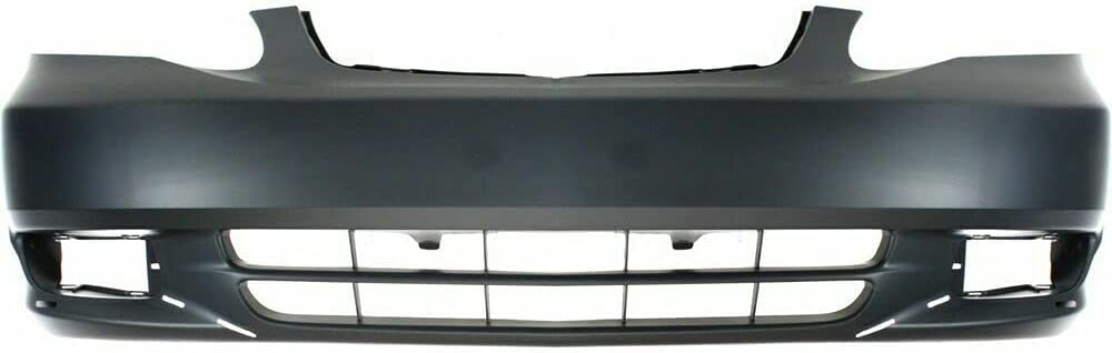 Puermto Front Bumper Cover Primed S Compatible with Seda Dealing full price reduction Plastic Great interest