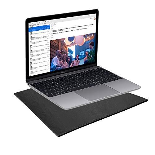 NGLVKE Laptop-Unterlage EMF Schutz vor Strahlung/Hitze, Strahlungsichere Laptop-Unterlage: Schützen Sie Sich von Computer & WiFi-Strahlung (30 * 40cm)