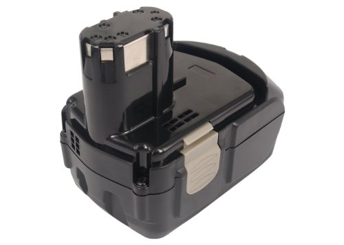 Ekkos Battery for Hitachi DS 18DMR DV 18DL DS 18DVB DS 18DFL 326240 327730 326241 BCL 1815 EBM 1830 327731 BCL 1830 (Li-ion,4000mAh)