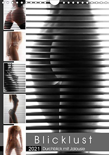 Blicklust (Wandkalender 2021 DIN A4 hoch)