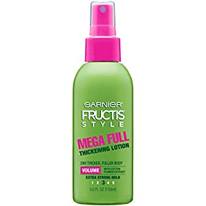 Beauty Shopping Garnier Fructis Style Mega Full Thickening Lotion for All Hair Types, 5 Ounce (3