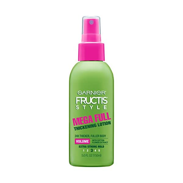 Beauty Shopping Garnier Fructis Style Mega Full Thickening Lotion for All Hair