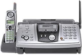 Remanufactured Panasonic KX-FPG379 Plain Paper Fax Machine with 2.4 GHz Cordless Phone and Digital Answering System