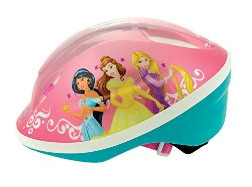 Disney Princess Safety Casque Fille, Rose, 48-54 cm